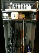 GUN SAFE LIGHT KIT, 8AA BATTERY POWER, AUTO MAG SWT, 500+ LEDs, CUSTOM  ANY SIZE