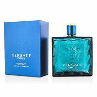 Versace Eros Edt Eau de Toilette Spray for Men 200ml NEU/OVP