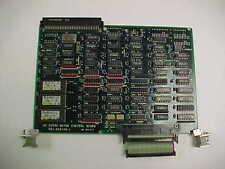 TEL Tokyo Electron AC Servo Motor Control Board, 381-639178-1