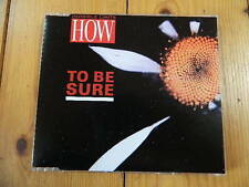 Invisible Limits How To Be Sure / Pop Factory! MCD FUNFAC CD-3927