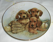 South Paws Plate Puppy Pals Coa