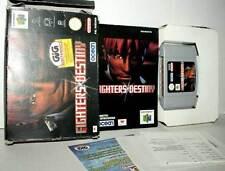 FIGHTERS DESTINY USATO OTTIMO NINTENDO 64 N64 EDIZIONE ITALIANA GIG FR1 38900