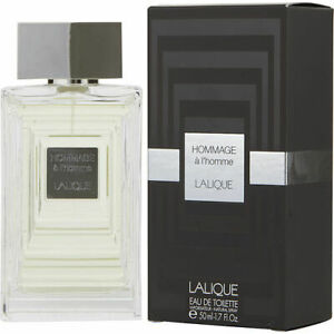 Lalique Hommage A L'homme By Lalique Edt Spray 1.7 Oz
