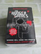 THE HUNGER GAMES - 3 BOOK SET COLLECTION - NEW SEALED