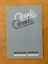 Clouds - Michael Dugan (Paperback, 1975) Australian poetry
