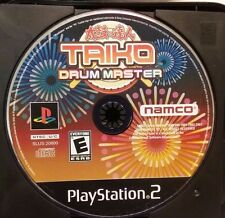 Disc Only - Tested Working Taiko Drum Master PS2 Sony Playstation 2