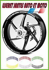 LISERET JANTE STICKER AUTOCOLLANT MOTO AUTO wheel
