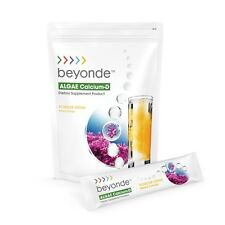 Beyonde Algae Calcium plus Vitamin D Power Drink Mix Orange 15 g. x 15 sachets