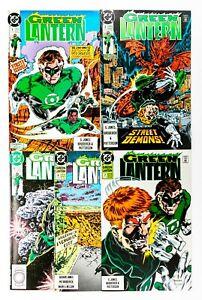 Green Lantern #1-5 Set (1990 DC)