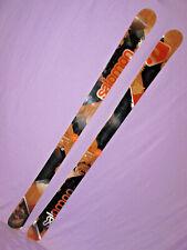 Salomon Sentinel skis 177cm with All Mounain Rocker BRAND NEW no bindings SNOW!~
