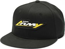 Factory Effex Youth Suzuki Army Snapback Hat -  Youth Lid Cap
