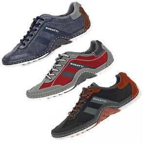 BUGATTI Schuhe Schnürschuh MORINO 311-90902-3500-3000 red NEU
