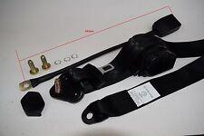 Universal 3 Point Inertia Seat Belt (XL 440mm WIRE BUCKLE) VAT Inc ECER16 E4