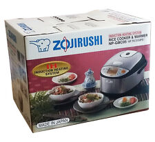 ZOJIRUSHI NP-GBC05 Induction Heating Rice Cooker 3 Cup NEW