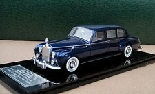 1/43 Rolls-Royce Phantom V Touring Limousine by Park Ward 1961 (Peacock blue)