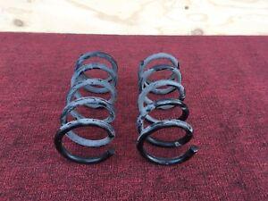 INFINITI FX35 FX37 FX50 2009-2013 OEM REAR SPRINGS SPRING PAIR. 83K