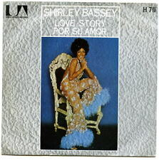 Bassey, Shirley-Love Story/FOR THE LOVE OF HIM; SPAIN