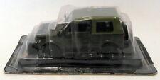 Deagostini 1/43 Scale Diecast BA3-2122 - Vaz USSR Auto Legends - Green