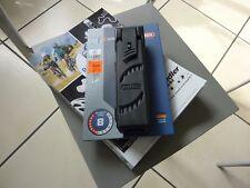 ABUS Bordo 6300, Top Sicherheitsschloss mit Tasche und Halter, made in Germany