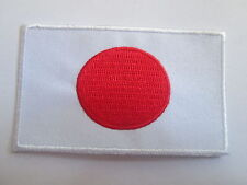 Japan(Japanese) embroidered patch,  iron or sew on. 80 x 48mm P014