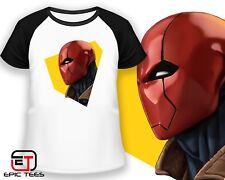 Batman CAPUCHA ROJA T-Shirt/Hombre/Mujer/niños/Libro De Historietas