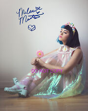 """Melanie Martinez Reprint SIGNED 11x14"""" Poster #4 RP Dollhouse The Voice Cry Baby"""