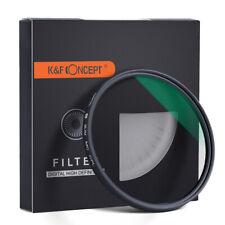 K&F Concept® 77mm CPL Grün Multi Coated Polfilter MC Ultra Slim .1160