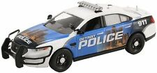 First Response 1/43 Detroit, MI Police Ford PI Sedan