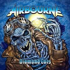 "Airbourne 'Diamond Cuts' Deluxe 4x12"" Vinyl + DVD Box Set - NEW"