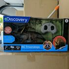 Discovery Remote Control Triceratops Dinosaurs Educational Toy Child Gift NIB