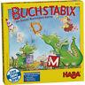 Haba Juguete Educativo Juego de Memoria Juego Infantil Buchstabix 300143 Nuevo