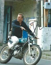 Daniel Craig signed Skyfall 8x10 Photo - Spectre 007 James Bond