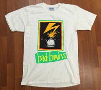 NEW VINTAGE Bad Brains 1987 Return To Heaven Tour GILDAN T SHIRT