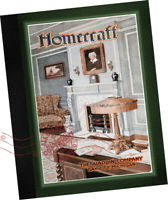 Aladdin Co 1912 HomeCraft CATALOG HomeDecorative Furniture Lighting Bathrooms