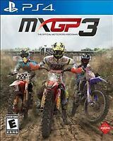 MXGP 3: The Official Motocross Videogame (Sony PlayStation 4, 2017)
