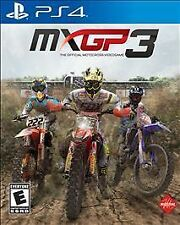 Mxgp 3: The Official Motocross Videogame (Sony PlayStation 4, 2017) Brand New!
