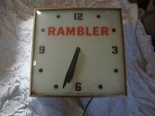New ListingVintage Pam Rambler Clock