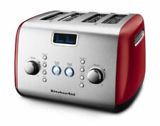 KitchenAid Artisan KMT423 4 Slice Wide-Slot Toaster - Empire Red