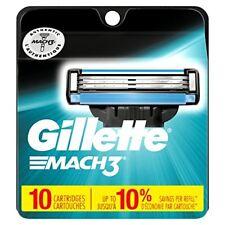 Cuchillas De Recambio Repuesto Para Maquinilla De Afeitar Rasurar Gillette Mach3