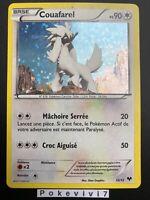 Carte Pokemon COUAFAREL 12/12 Holo PROMO McDonald's MCDO FR
