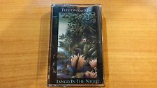 FLEETWOOD MAC CASSETTE,  TANGO IN THE NIGHT, FULLY TESTED, 1987 WB., POP, ROCK
