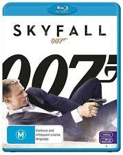 SKYFALL James Bond 007 (2012) Blu ray - Daniel Craig (Aus Seller)