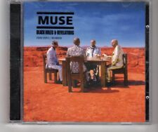(HQ3) Muse, Black Holes & Revelations - 2006 CD