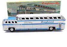 "Greyhound Scenicruiser Express 6916 Japan TinFriction Powered w/ Box 12"" Bus"