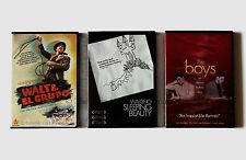 Walt Disney Studios Documentaries Walt & Grupo Waking Sleeping Beauty & The Boys