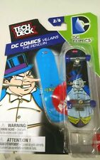 Tech Deck DC Comics Villain Series Santa Cruz PENGUIN ALMOST FingerBoard Skate
