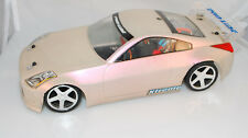 HPI Micro RS4 1/18 RC Car - Nissan 350Z - Used, Good Condition
