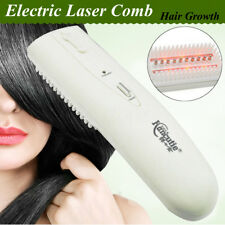 3 in 1 Laser Therapy Comb Hair Growth Hair Loss Regrowth Treatment+Medicine Tank