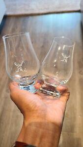 Glenfiddich Glencairn glasses (set of 2)