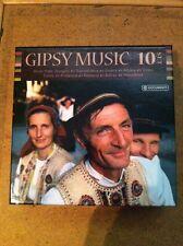 Gipsy Music - Gypsy 10 Cd Box set - Membran Music